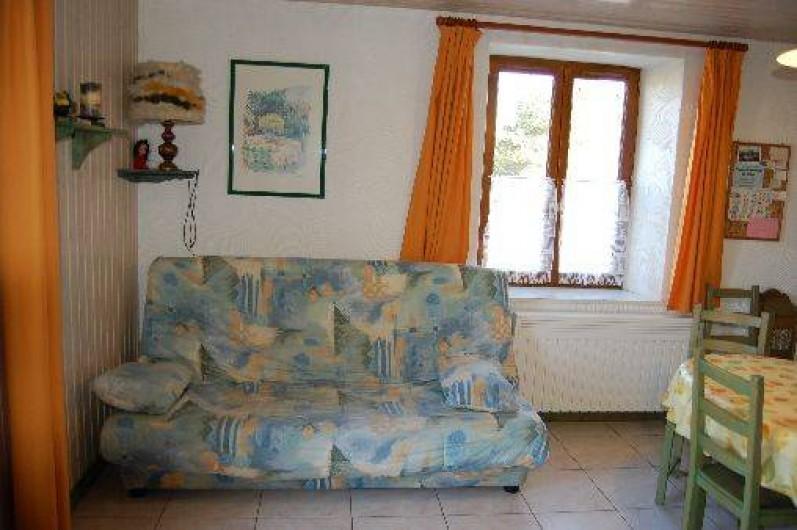 Location de vacances - Appartement à Longchaumois