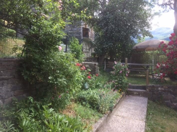 Location de vacances - Chalet à Les Varcins