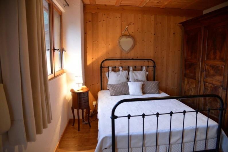 Location de vacances - Chalet à Les Varcins - Chambre 1( 2)