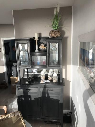 Location de vacances - Appartement à Neufchâtel-Hardelot - Séjour