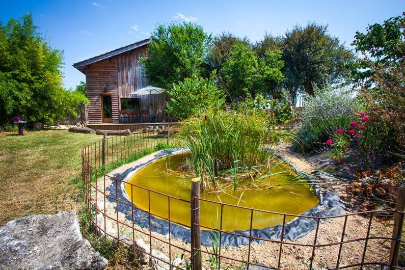 Location de vacances - Villa à Monestier - Notre grand jardin