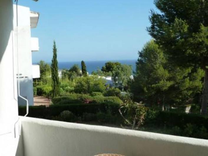 Location de vacances - Appartement à Malaga - terras view