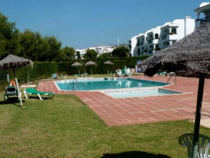 Location de vacances - Appartement à Malaga - small swimming pool