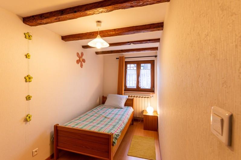 Location de vacances - Gîte à Oberschaeffolsheim - CHAMBRE ACOUCHER