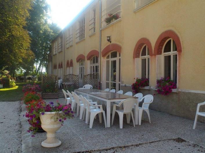 Location de vacances - Chambre d'hôtes à Les Maillys