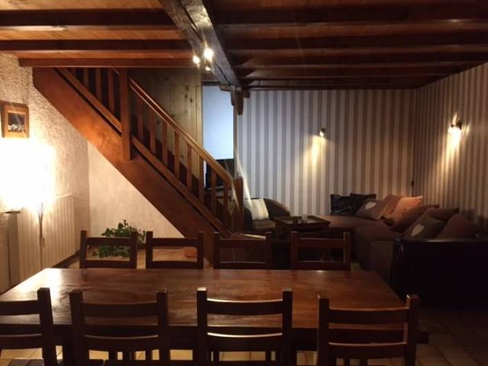 Location de vacances - Appartement à Morzine - Coin séjour ABRICOTINE