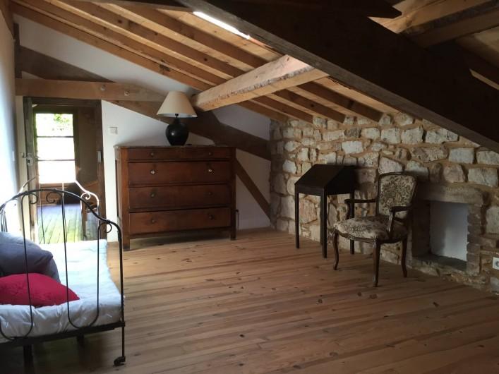 Location de vacances - Maison - Villa à Vinezac - Chambre du Chataignier