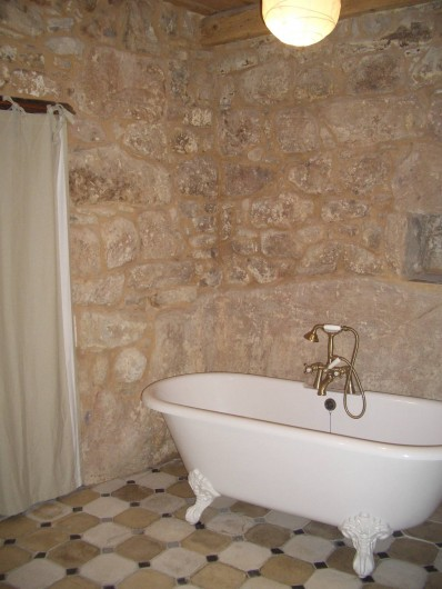 Location de vacances - Maison - Villa à Vinezac - Salle de bain