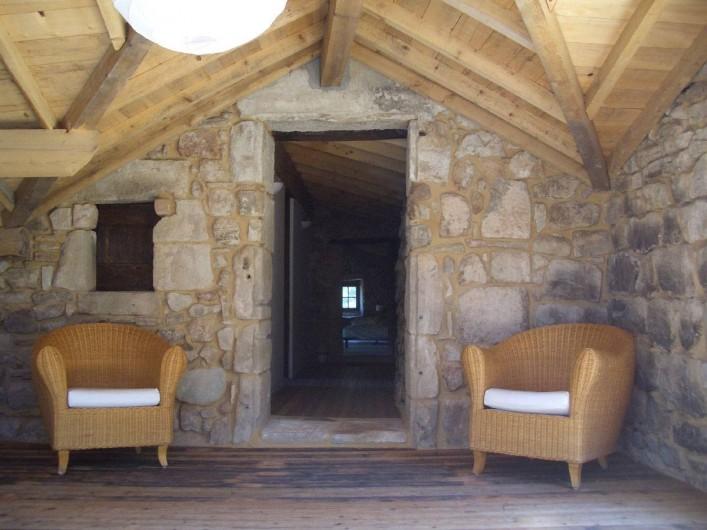 Location de vacances - Maison - Villa à Vinezac - Entree