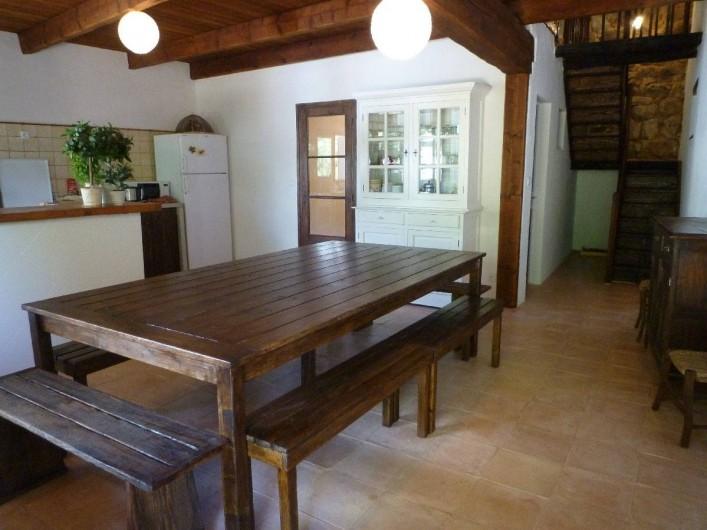 Location de vacances - Maison - Villa à Vinezac - Cuisine