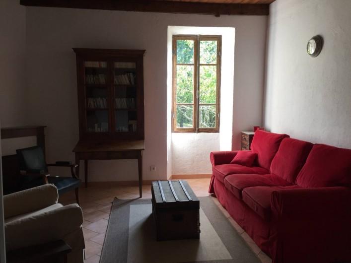 Location de vacances - Maison - Villa à Vinezac - Salon du Cerisier