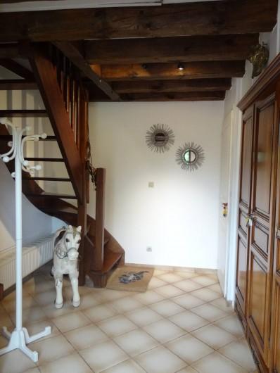 Location de vacances - Chambre d'hôtes à Le Plessis-Grohan - Suite Ô SOLEIL LEVANT  Entrée