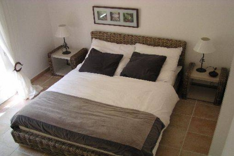Location de vacances - Villa à Porto-Vecchio - chambre 1