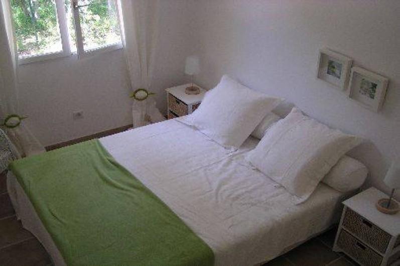 Location de vacances - Villa à Porto-Vecchio - chambre 2