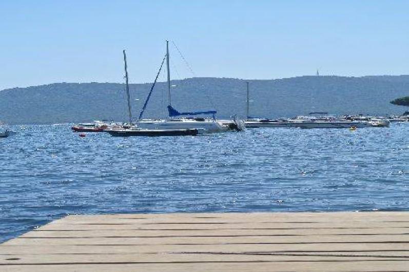 Location de vacances - Villa à Porto-Vecchio - plage à 200m de la maison