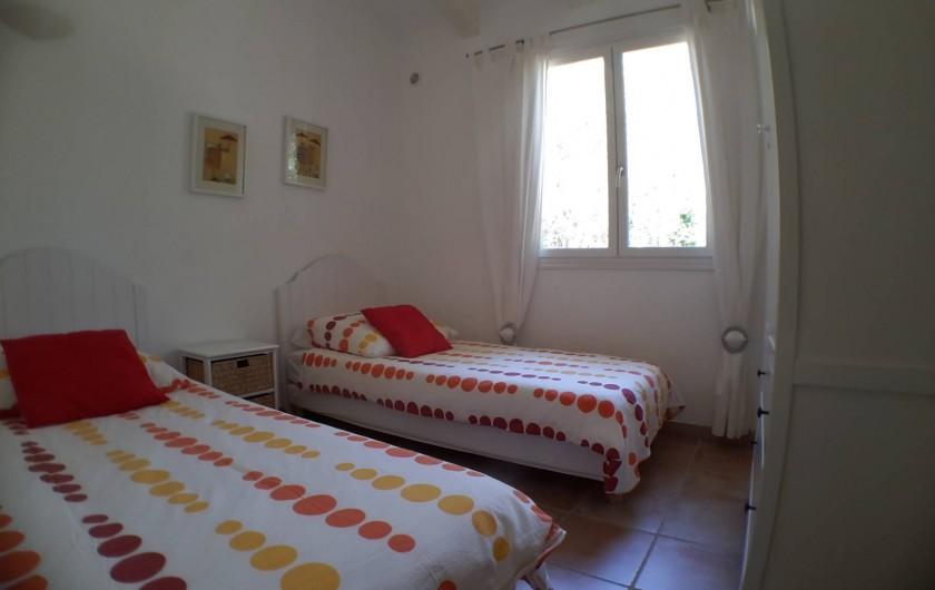 Location de vacances - Villa à Porto-Vecchio - salle de bain 1