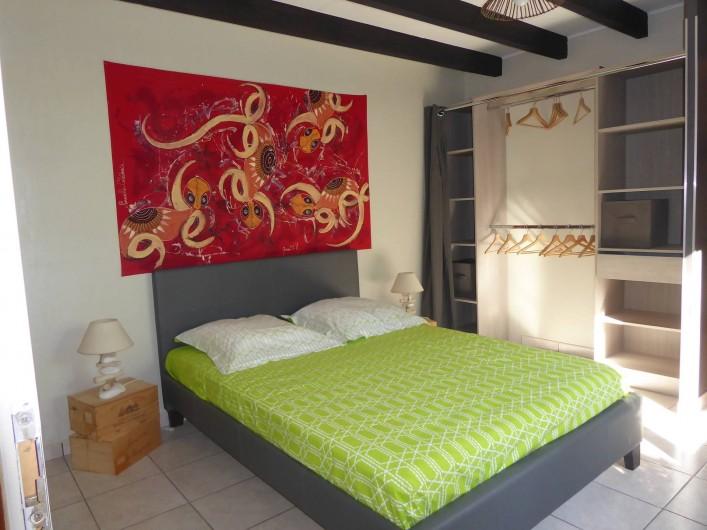 Location de vacances - Villa à Lacanau - chambre 2