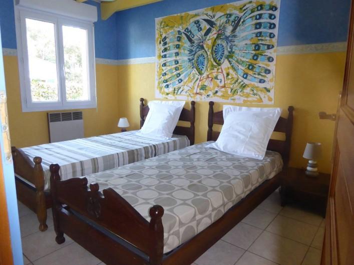 Location de vacances - Villa à Lacanau - chambre 3