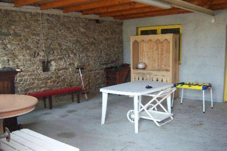 Location de vacances - Gîte à Les Landes-Genusson