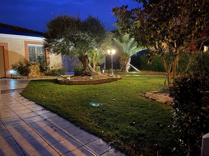 Location de vacances - Villa à Muret - le séjour