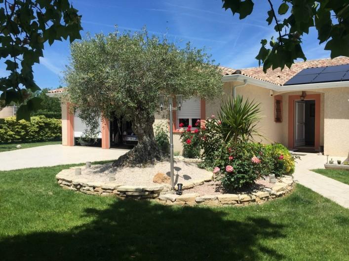 Location de vacances - Villa à Muret