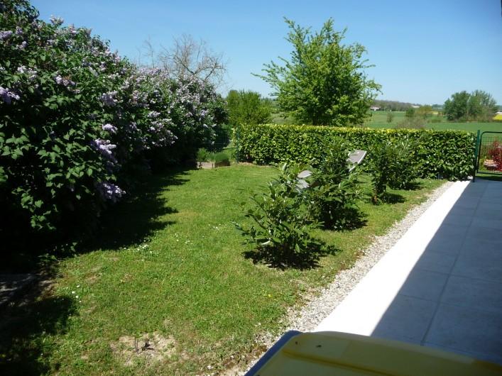 """Location de vacances - Gîte à Labastide-de-Lévis - Jardin Gîte """"Cocagne"""""""