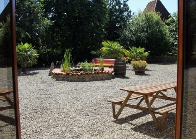 Location de vacances - Gîte à Madiran - Courtyard