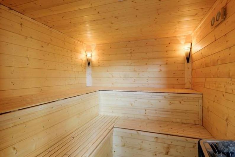Location de vacances - Gîte à Ferdrupt - Sauna