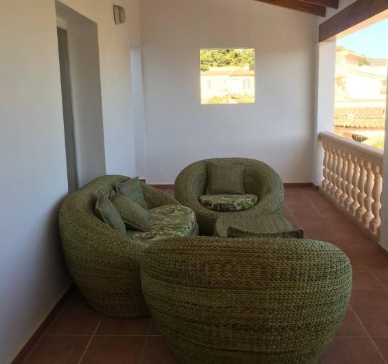 Location de vacances - Villa à Moraira
