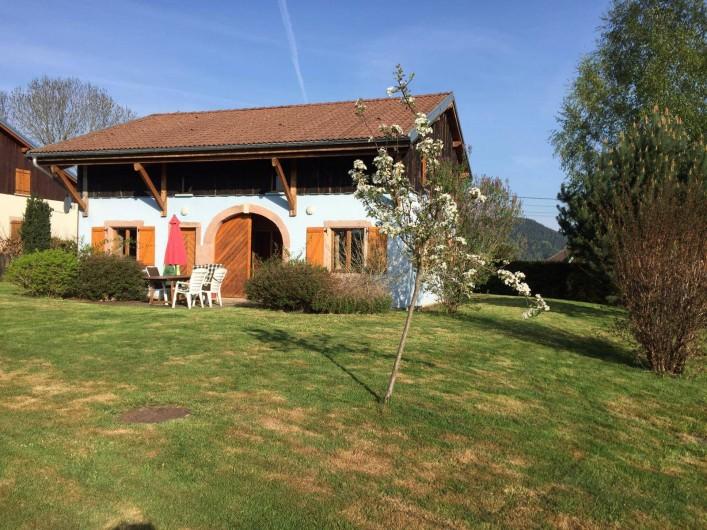 Location de vacances - Maison - Villa à Corcieux