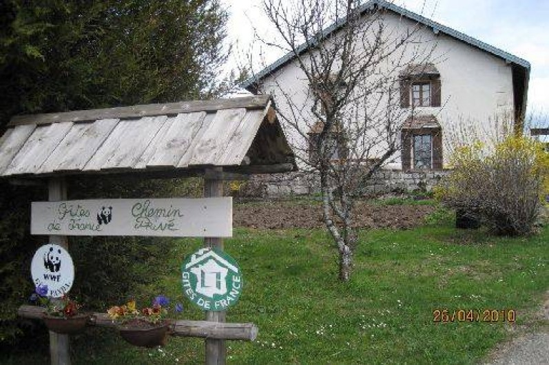 Location de vacances - Gîte à Bellefontaine