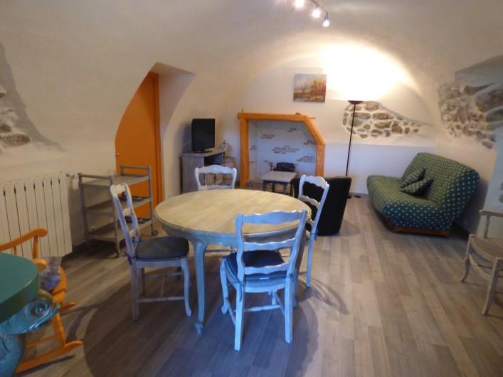 Location de vacances - Appartement à Mercuer