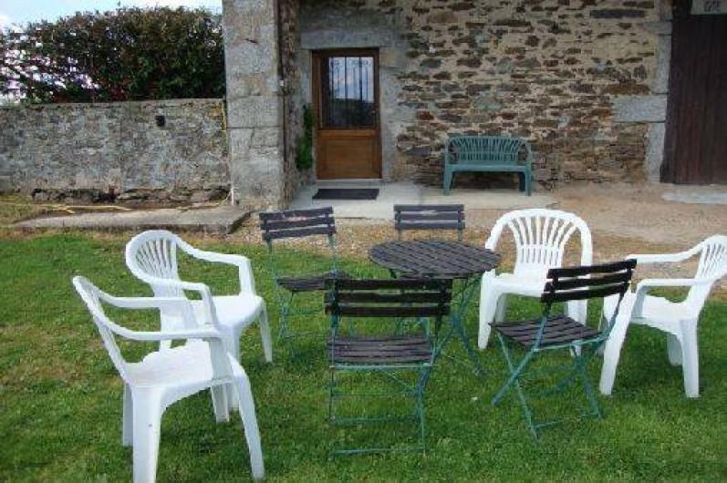 Location de vacances - Gîte à Chastellux-sur-Cure