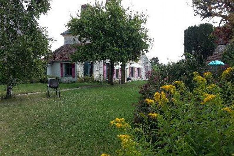 Location de vacances - Chambre d'hôtes à Champcerie