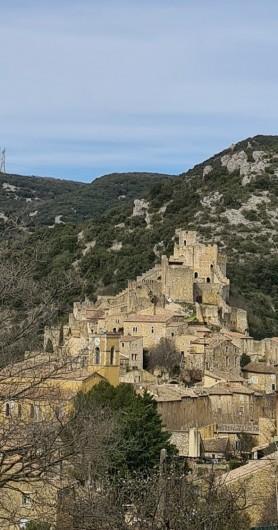 Location de vacances - Appartement à Saint-Montan - Château Saint Montan