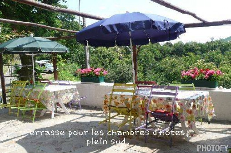 Location de vacances - Gîte à Rocles