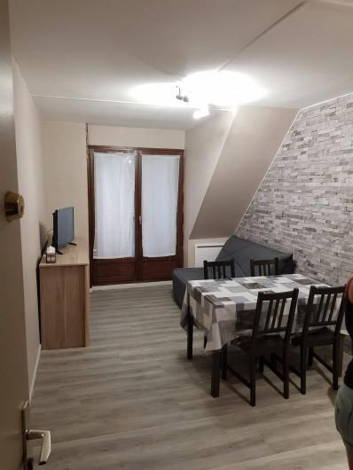 Location de vacances - Appartement à Blonville-sur-Mer - Séjour avec BZ