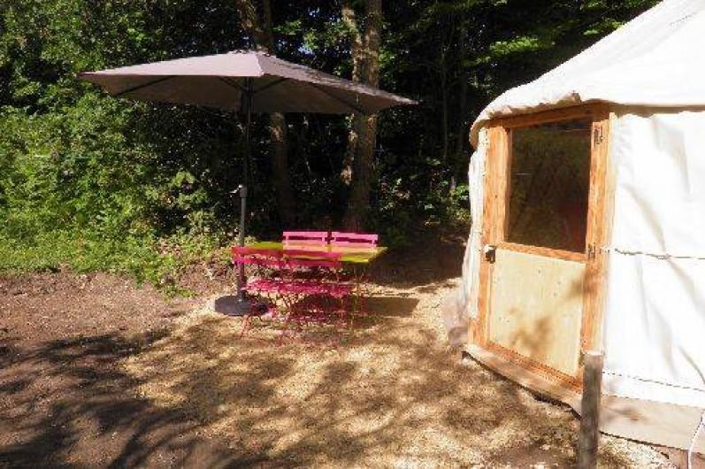 Location de vacances - Gîte à Montjoux
