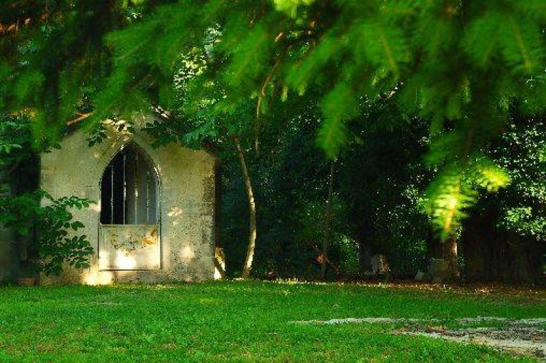 Location de vacances - Gîte à Velleron