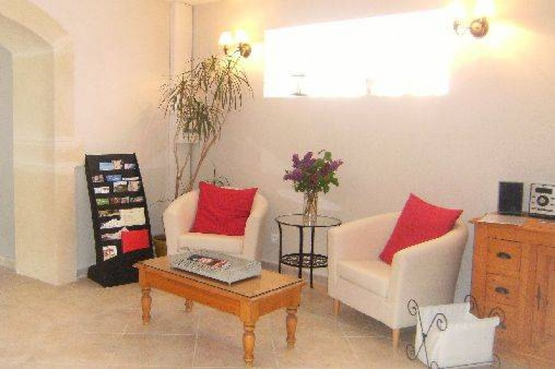 Location de vacances - Chambre d'hôtes à Beaumes-de-Venise