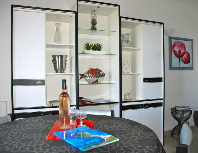 Location de vacances - Appartement à Saint-Aygulf - Un beau séjour
