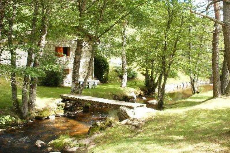 Location de vacances - Gîte à Connangles