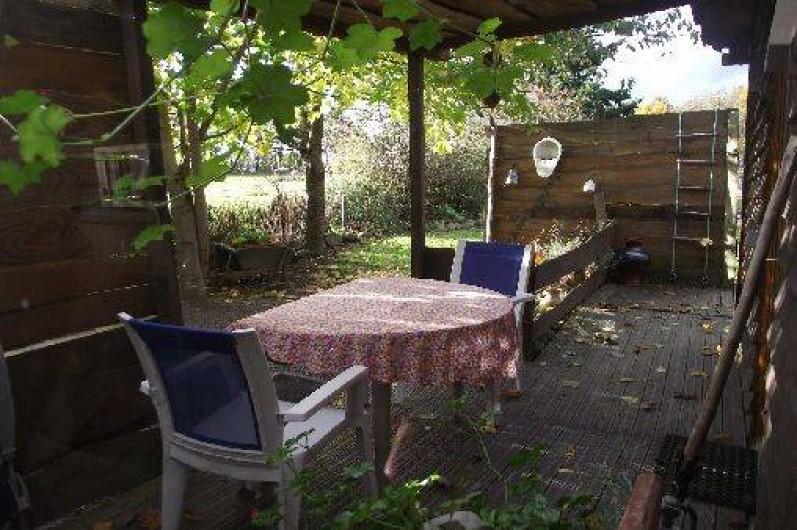 Location de vacances - Chambre d'hôtes à Voussac