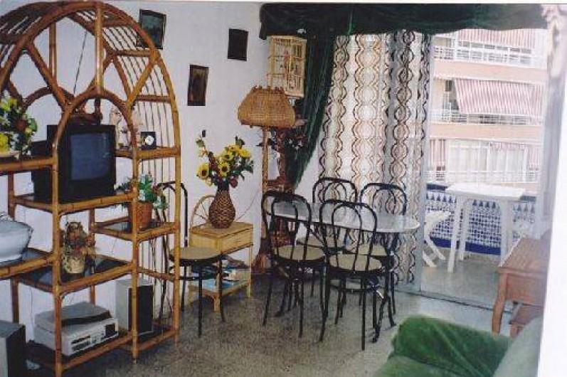 Location de vacances - Appartement à Santa Pola