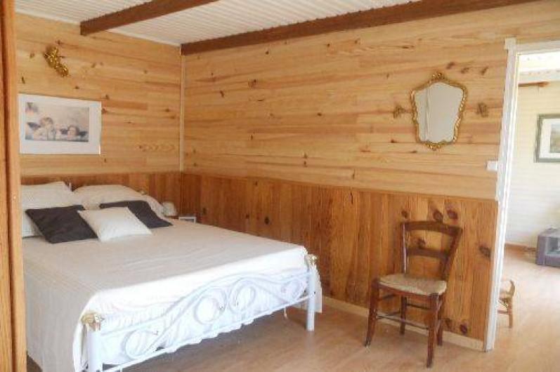 Location de vacances - Maison - Villa à Nice - Chambre des Parents