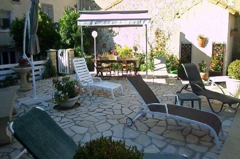 Appartement dans maison de village avec piscine fleury d 39 aude dans le languedoc roussillon - Office du tourisme fleury d aude ...