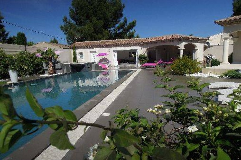 Location de vacances - Chambre d'hôtes à Cabrières-d'Avignon
