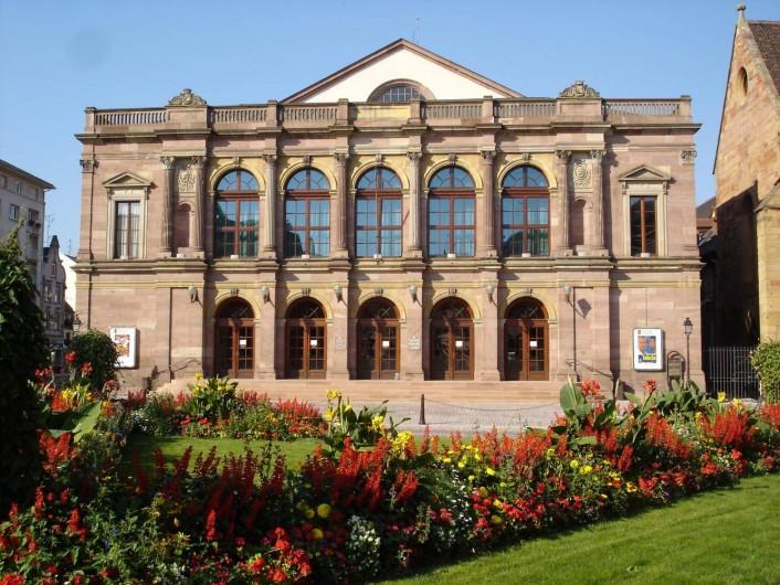 Location de vacances - Appartement à Colmar - Théâtre Municipal de Colmar