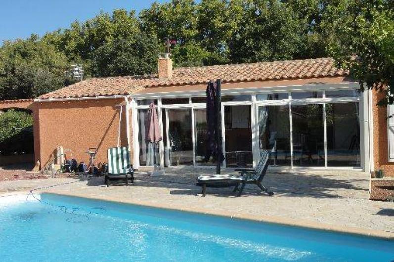 Location de vacances - Villa à Mirepeisset