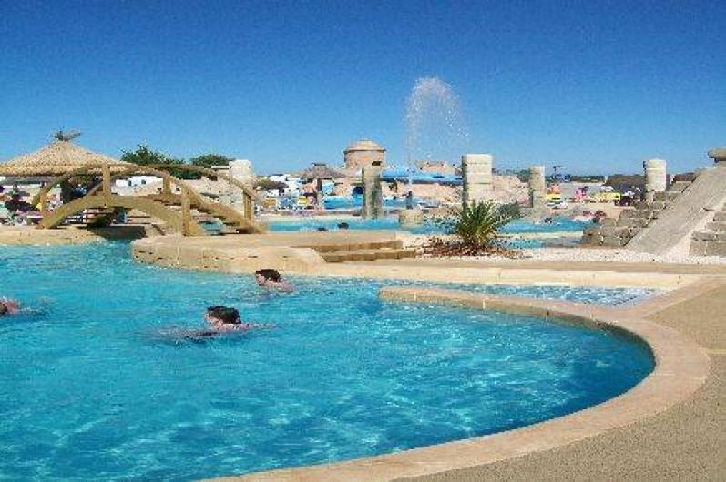 Location de vacances - Camping à Saint-Jean-de-Monts
